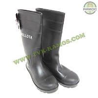Ботинки резиновые ПВХ (Water) чёрные Bellota, артикул 72243