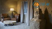 В Нидерландах открылись две гостиницы, построенные из песка
