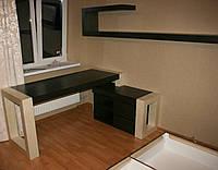 Элементы мебели и столешницы из тамбурата