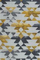 Ковер Smart Grey Yellow желтый серый