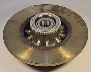 Тормозной диск задний на Renault Trafic III + Opel Vivaro II 14->  - Renault (Оригинал) - 432007343R