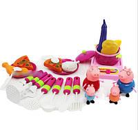 Набор Пикник Свинки Пеппы 7700-8 KK