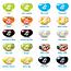 20 вкусов Bean Boozled Game Рулетка! Самые необычные бобы от Jelly Belly, фото 4