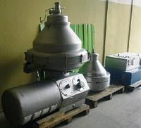 Молочный Cепаратор ALFA LAVAL RG8280