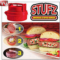 Пресс для бургеров  Stufz одинарный, фото 2