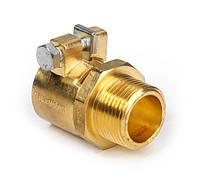 Латунные фитинги с наружной резьбой для труб PE-Xa и PE100 (SDR 11)