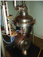 Молочный очистительный сепаратор ALFA LAVAL ZG59630