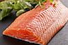 Филе лосося копченое