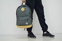 Рюкзак городской Reebok, серый