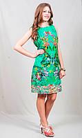 Модное женское летнее платье