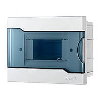 Коробка внутреннего монтажа для 6 автоматов  LEZARD