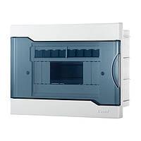 Коробка внутреннего монтажа для 8 автоматов  LEZARD