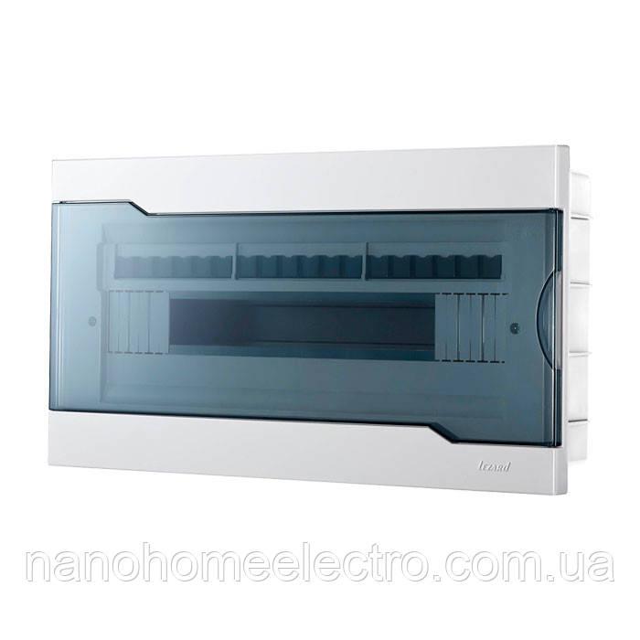 Коробка внутреннего монтажа для 18 автоматов  LEZARD