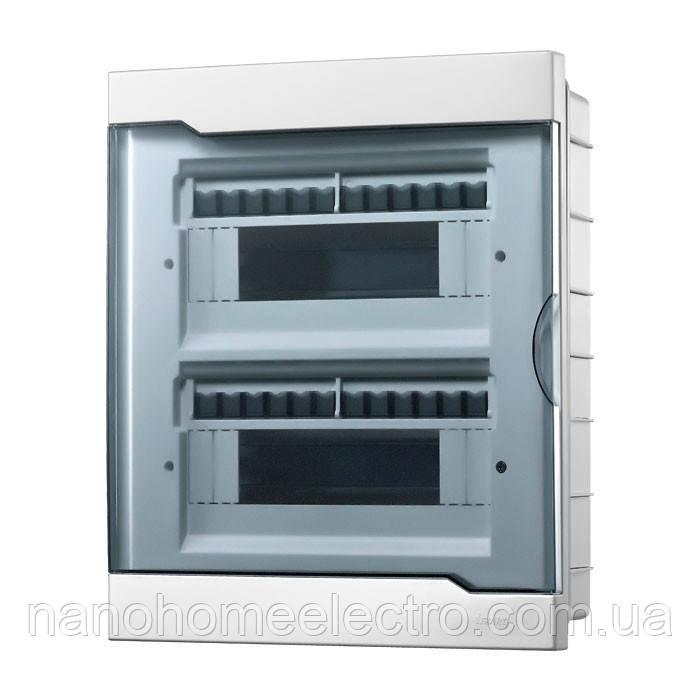 Коробка внутреннего монтажа для 24 автоматов  LEZARD