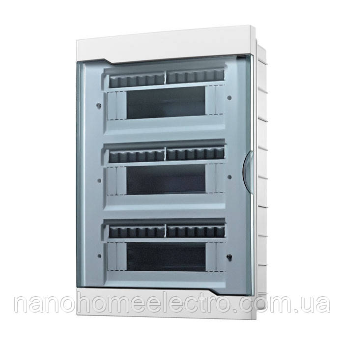 Коробка внутреннего монтажа для 36 автоматов  LEZARD