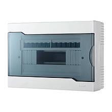 Накладной бокс для автоматических выключателей Lezard