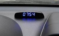 Цифровые автомобильные часы
