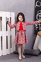 Красивое подростковое платье на девочку