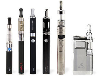 Электронные сигареты eGo-T, EVOD, Ugo-T и др.