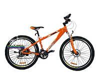 Подростковый велосипед алюминиевый Azimut Jumper B+ 24