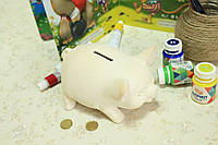 Детская игрушка Свинка-копилка.