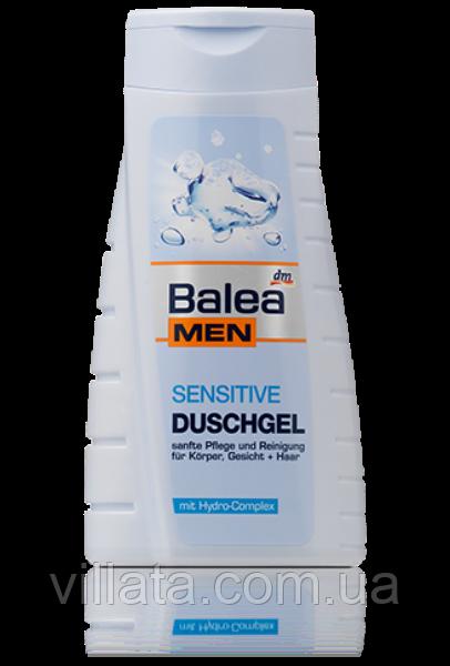 """Гель-шампунь мужской """"Чувствительная кожа"""" Balea 3in1 300 ml"""