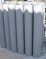 Зернопровод Ø200 1,25 м /2 мм
