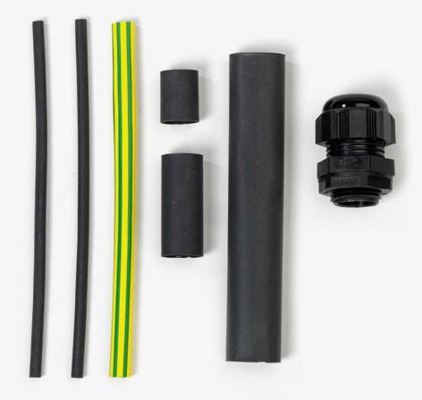 Комплектующие для труб с нагревательныи кабелем