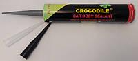Герметик полиуретановый для швов Crocodile (Крокодил) 310мл Серый