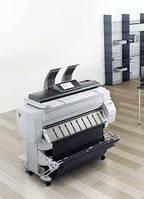 Полноцветный широкоформатный  МФУ Ricoh MP WC2200SP формата А0 3в1.Сетевой принтер/сканер/копир.