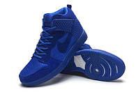 Мужские кроссовки Nike Air Dunk CMFT Premium синие