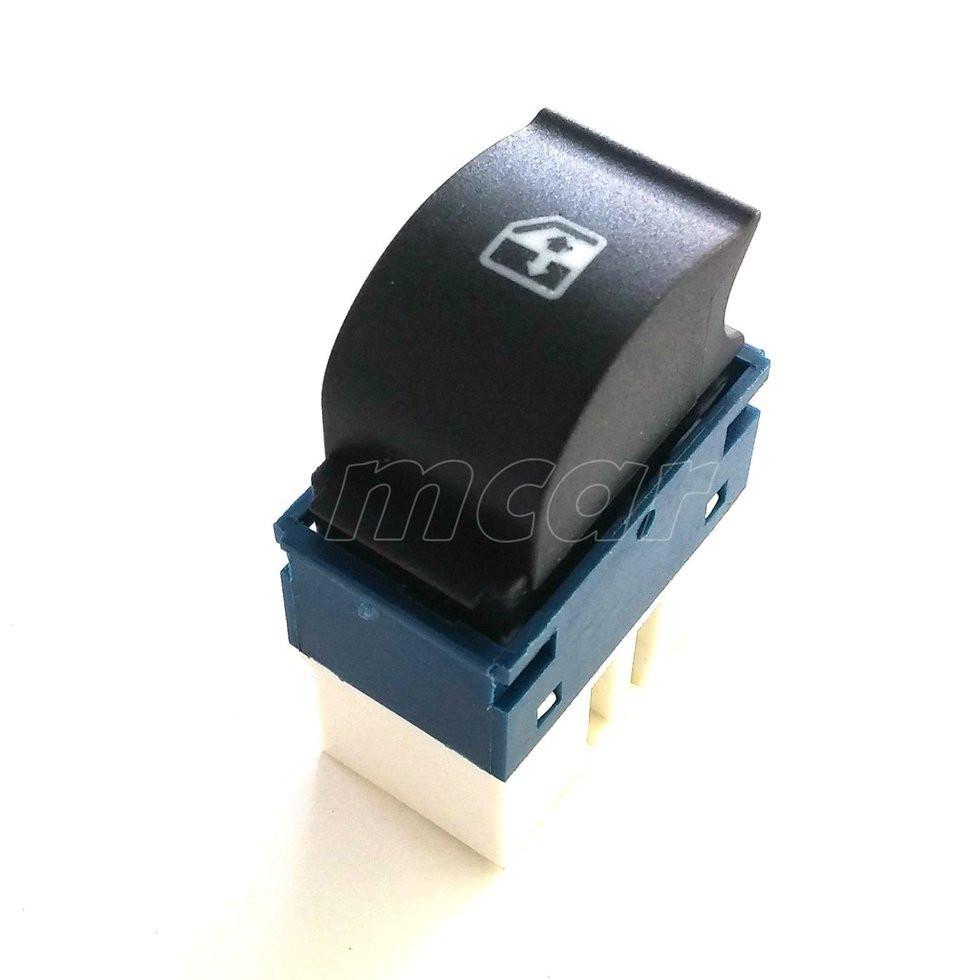 Блок кнопок стеклоподъемника  Fiat Doblo пасажирская дверь.