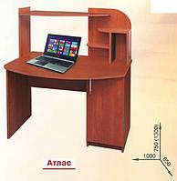 Стол письменный Атлас 1000  /  Стіл письмовий Атлас 1000