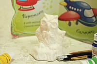 Керамическая игрушка для росписи Сова