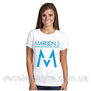 "Футболка ""Maroon 5"" 4 (Марун 5)"