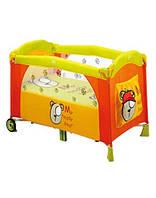 Baby Care M160 BEAR ORANGE оранжевый