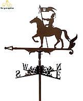 Флюгер на крышу  Казак на коне (Козак на коні), Харьков