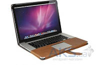 Чехол Decoded Leather Slim Cover for MacBook Pro Retina 15 Brown (D4MPR15SC1BN)