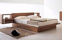 Эксклюзивные кровати из массива дерева. Ручная работа.
