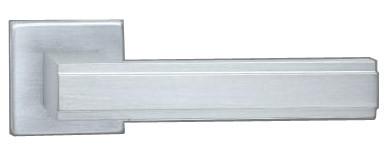 Дверная ручка Brialma JUPITER, шлифованный алюминий, Италия