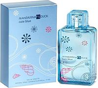 MANDARINA DUCK Cute Blue Woman EDT 50 ml Туалетная вода (оригинал подлинник  Франция)