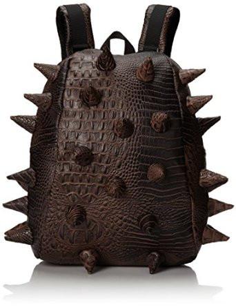Рюкзак Madpax Snap Dragon Lator Gator Brown Halfpack, средний