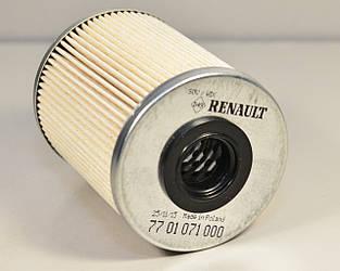 Фільтр паливний на Renault Master II 98->10 1.9 dTI+2.5 dCi+2.8 dCi — Renault (Оригінал) - 7701478972