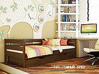 """Кровать из дерева """"Нота""""  детская/подростковая"""