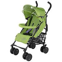 Прогулочная коляска Quatro LILY зеленый