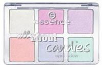 Essence Тени для век All About Eyeshadow Palettes, фото 1