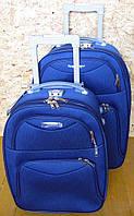 Комплект чемоданов  Меркури (Mercury) -фиолетовый (возможно разных цветов)