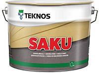 Краска Saku для цоколя Teknos, 9л