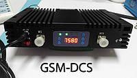 Репитер ретранслятор двухдиапазонный GSM/DCS до 2500 м2