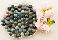 Бусины из натурального камня 26 (5штук) 10мм (товар при заказе от 200 грн)